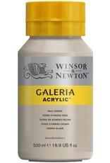 Winsor en Newton Galeria acrylverf Pale Umber