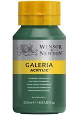 Winsor en Newton Galeria acrylverf Permanent Green Deep