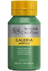 Winsor en Newton Galeria acrylverf Permanent Green Middle