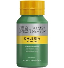 Winsor en Newton Galeria acrylverf Permanent Green Middle