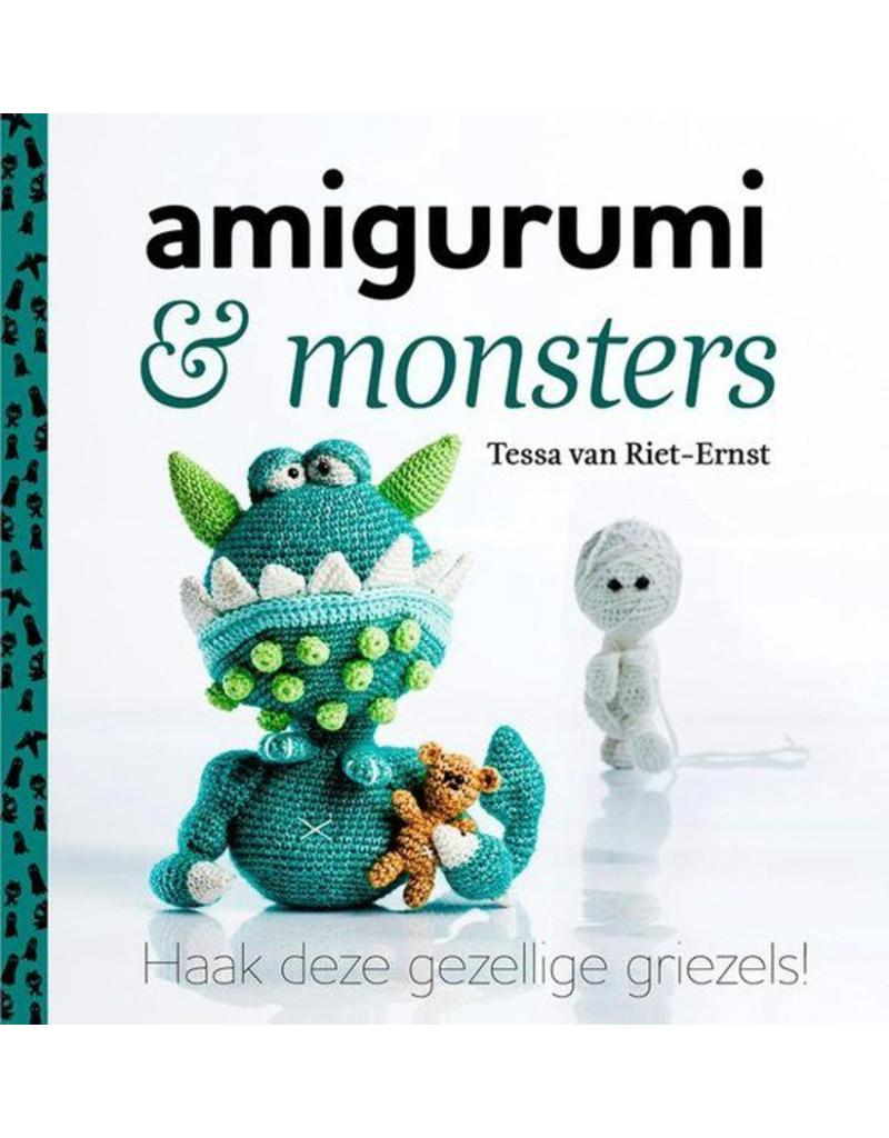 Kosmos Boek Amigurumi & monsters