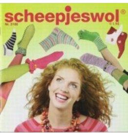Scheepjes Boek Scheepjeswol sokken en kniekousen