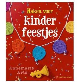 Forte Boek Haken voor kinderfeestjes
