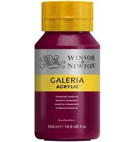 Winsor en Newton Galeria acrylverf Permanent Magenta