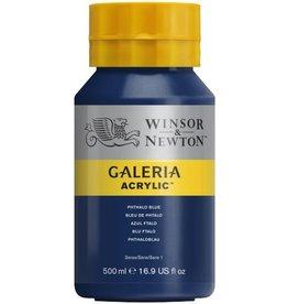 Winsor en Newton Galeria acrylverf Phthalo Blue