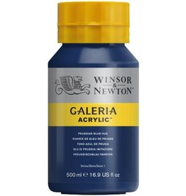 Winsor en Newton Galeria acrylverf Prussian Blue Hue