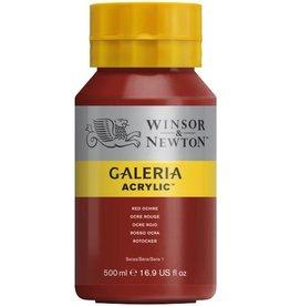 Winsor en Newton Galeria acrylverf Red Ochre