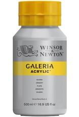 Winsor en Newton Galeria acrylverf Metallic Silver