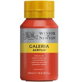 Winsor en Newton Galeria acrylverf Vermillion Hue