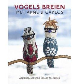 Kosmos Boek Vogels breien met Arne & Carlos