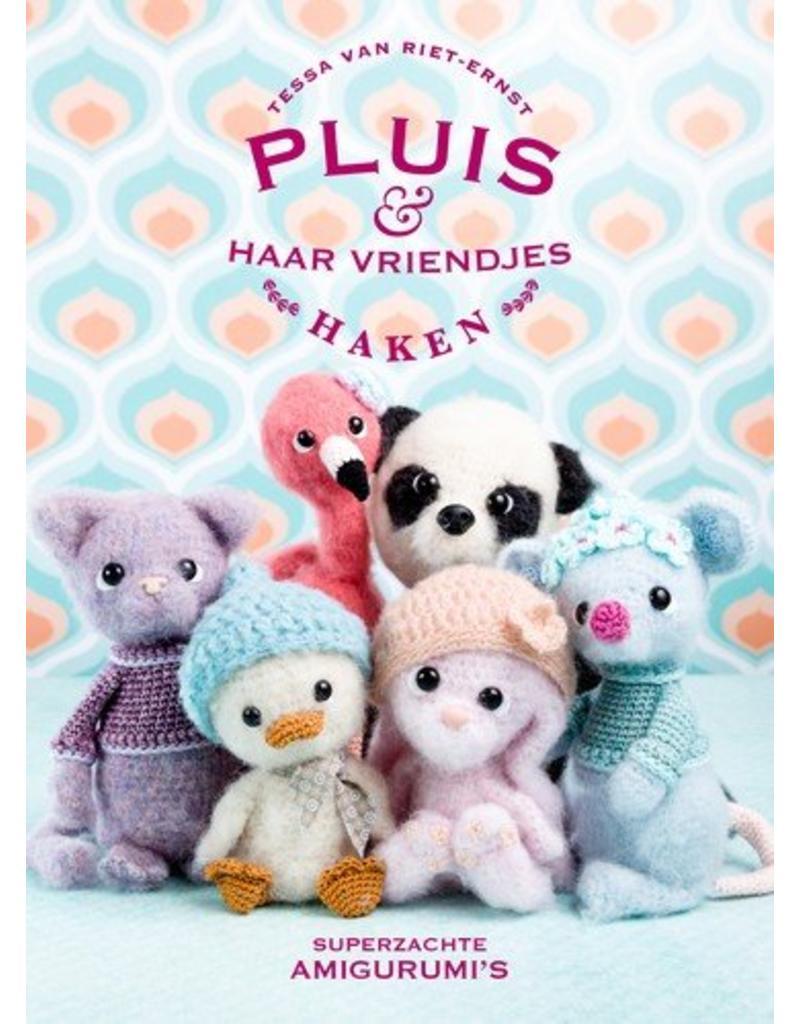 Kosmos Boek Pluis & haar vriendjes haken