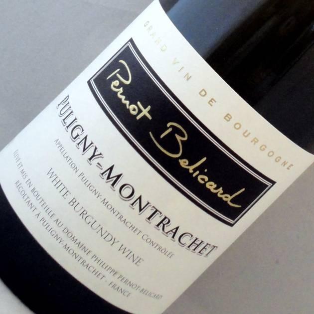 Puligny-Montrachet - Domaine Pernot Belicard