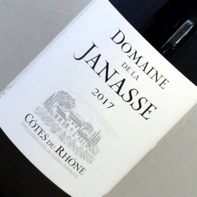 Côtes du Rhône - Domaine de la Janasse