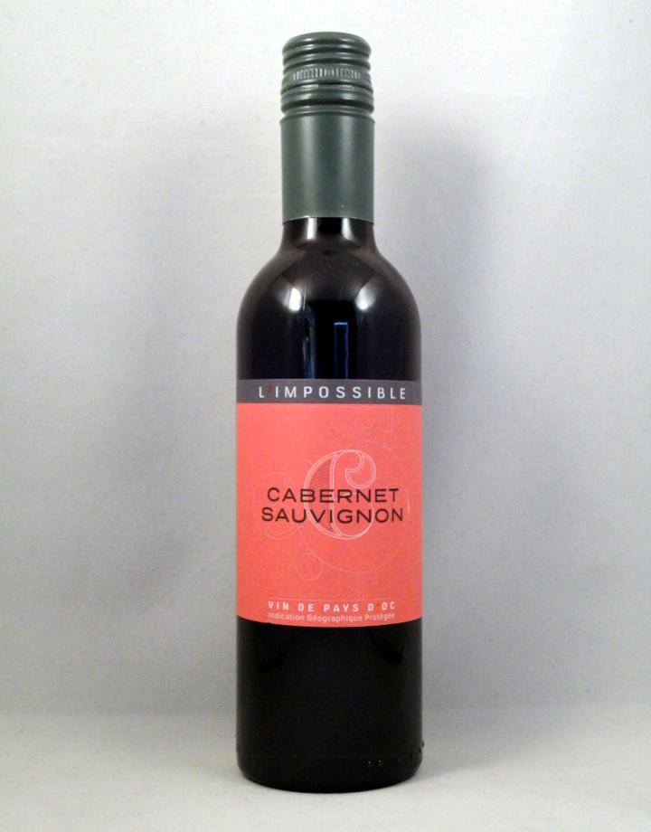 Vin de Pays d'Oc Cabernet Sauvignon - L'Impossible