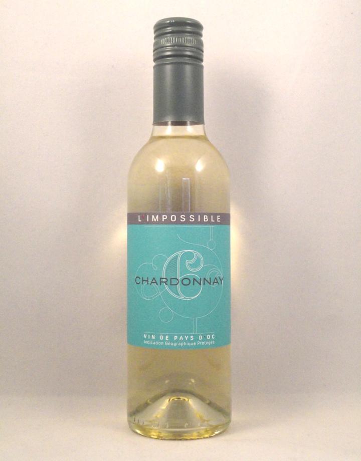 Vin de Pays d'Oc Chardonnay – L'Impossible