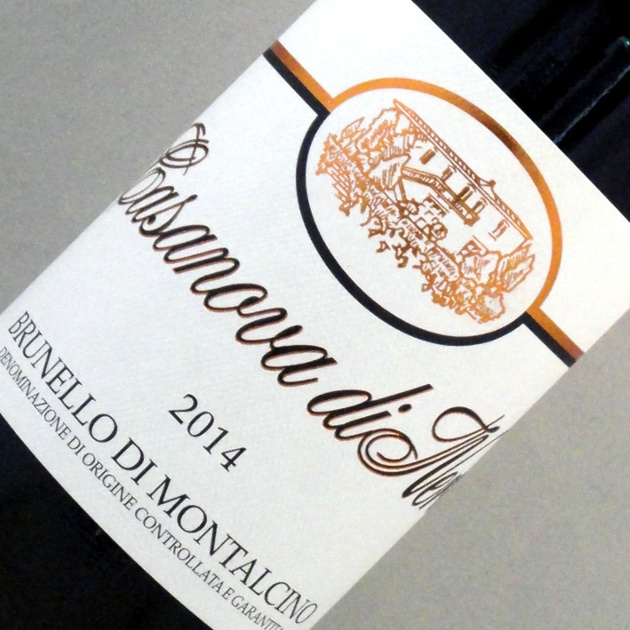 Brunello di Montalcino - Casanova di Neri