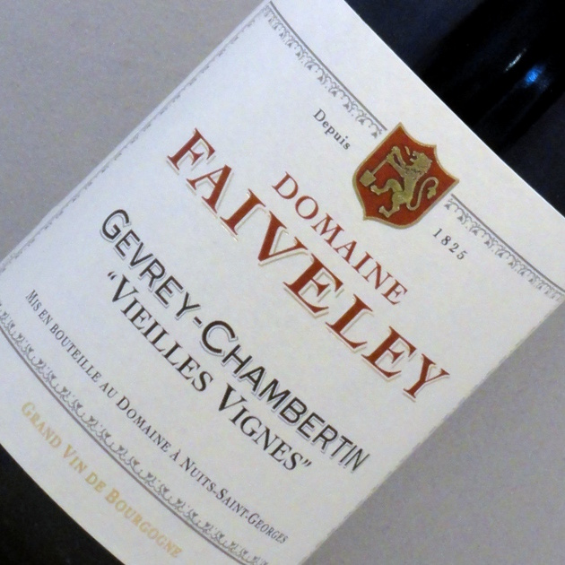Gevrey-Chambertin vieilles vignes - Domaine Faiveley