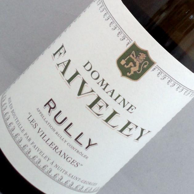 Rully 'les Villeranges' - Domaine Faiveley