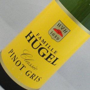 Pinot Gris van Hugel – een perfecte witte lentewijn