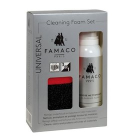 Famaco Famaco Cleaning Foam set - Mousse Nettoyante
