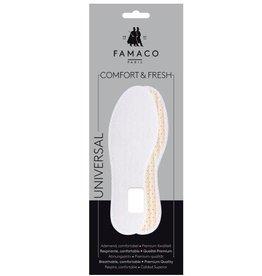 FAMACO Famaco Comfort & Fresh (badstof zooltjes)