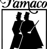 FAMACO Famaco Bubinga Uitpoets Borstel S