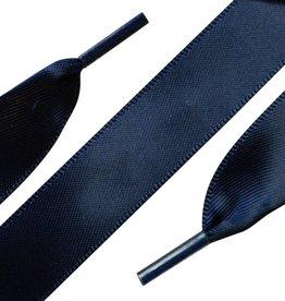 ShoeSupply.eu Veters Satijn Blauw 90cm