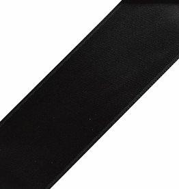 SL Line Satijnen Veters Zwart 120cm