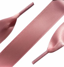 ShoeSupply.eu Veters Satijn Pearl Rose 120 cm