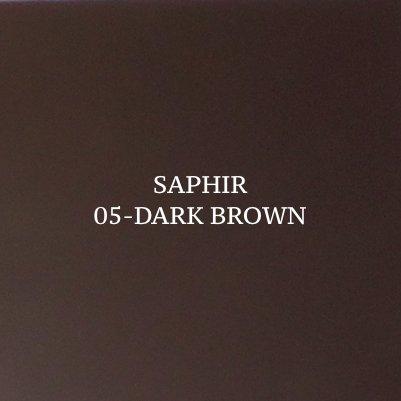 Saphir Crème Surfine Donkerbruin - schoenpoets