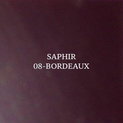 Saphir Crème Surfine Bordeaux - schoenpoets