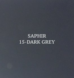 15 Saphir Crème Surfine Donkergrijs - schoenpoets