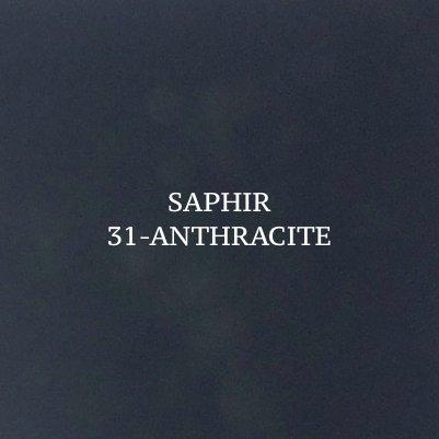 Saphir Crème Surfine Antraciet - schoenpoets