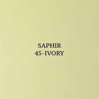 Saphir Crème Surfine Ivoor - schoenpoets