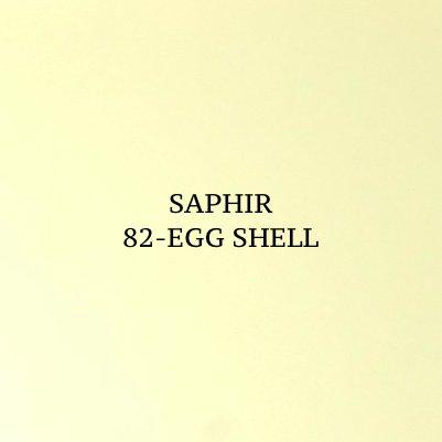 Saphir Crème Surfine Eierschaal - schoenpoets