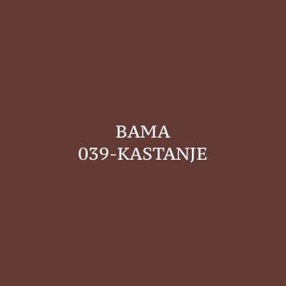 Bama Schoensmeer Kastanje 039