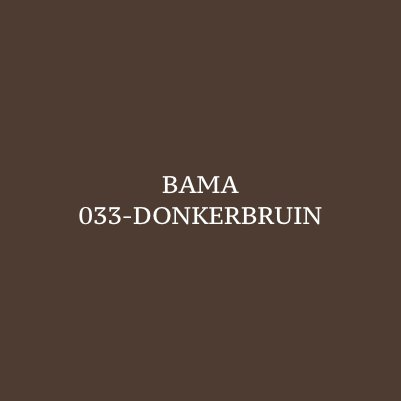 Bama Schoensmeer Donkerbruin 033