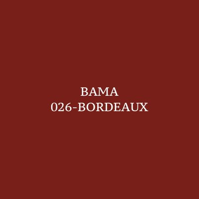 Bama Schoensmeer Bordeaux 026