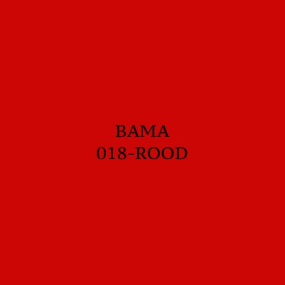 Bama Schoensmeer Rood 018