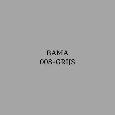 Bama Schoensmeer Grijs 008