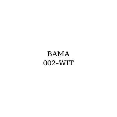 Bama Schoensmeer Wit 002