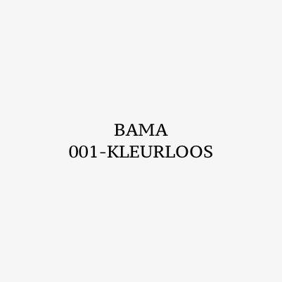 Bama Schoensmeer Kleurloos 001