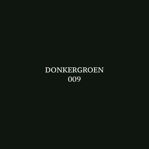 Colour Cream Donkergroen 009