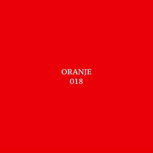 Colour Cream Oranje 018