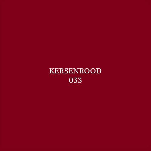 Colour Cream Kersenrood 033