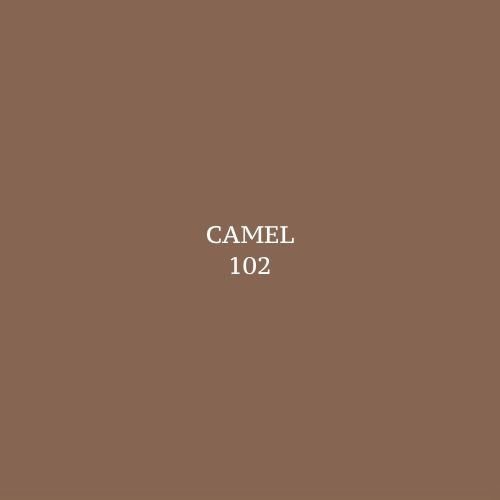 Colour Cream Camel 102