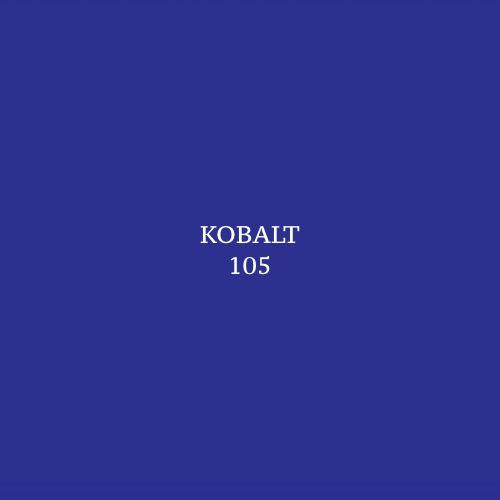 Colour Cream Kobaltblauw 105