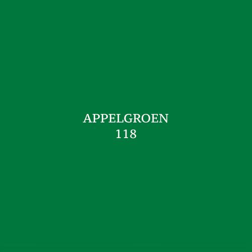 Colour Cream Appelgroen 118