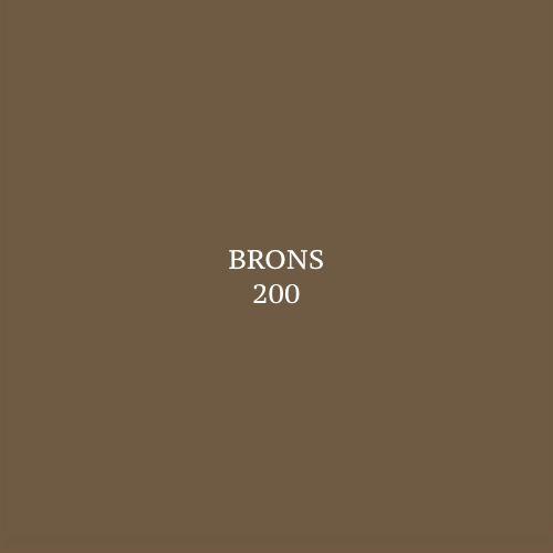 Colour Cream Brons 200