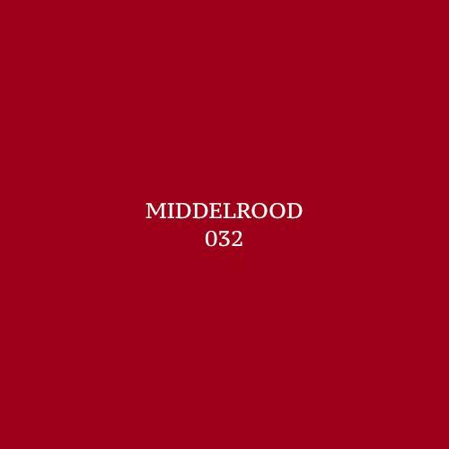Schoenverf Brush it Middelrood 032